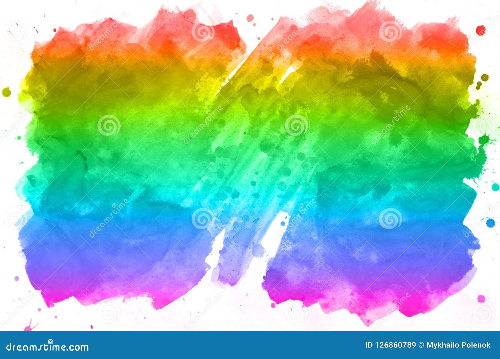 Sfondi colorati acquerello