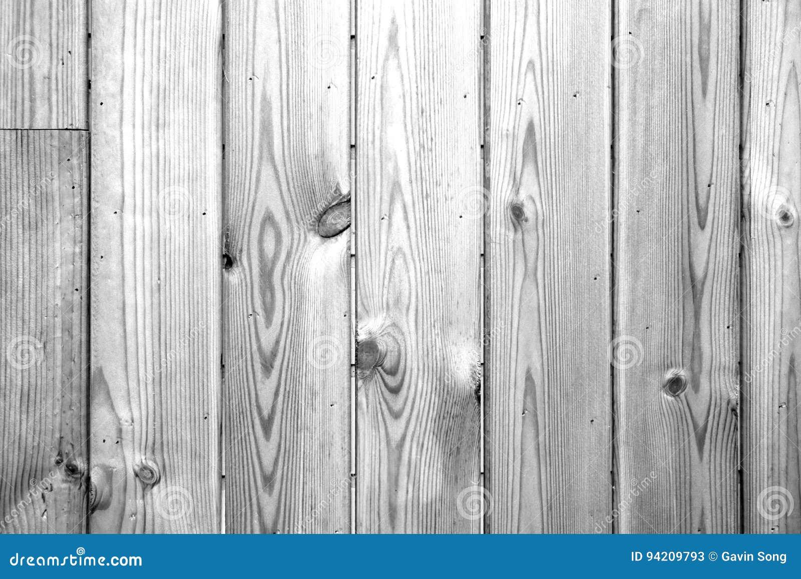 Legno Bianco E Nero : Fondo astratto di lerciume parete di legno in bianco e nero