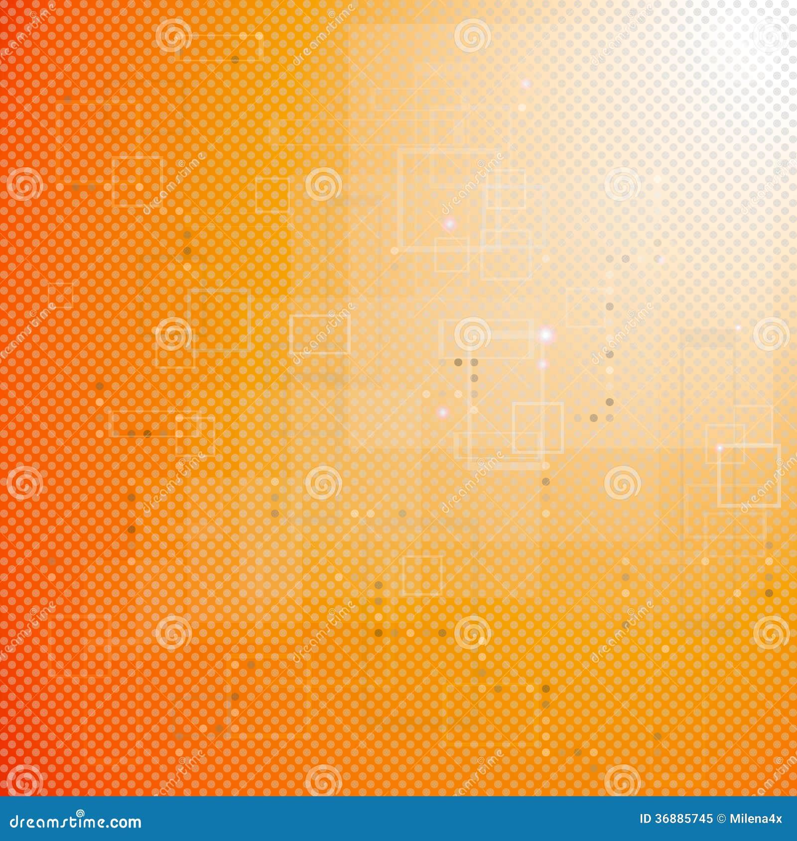 Download Fondo Astratto Di Tecnologia Illustrazione Vettoriale - Illustrazione di commercio, futuristico: 36885745