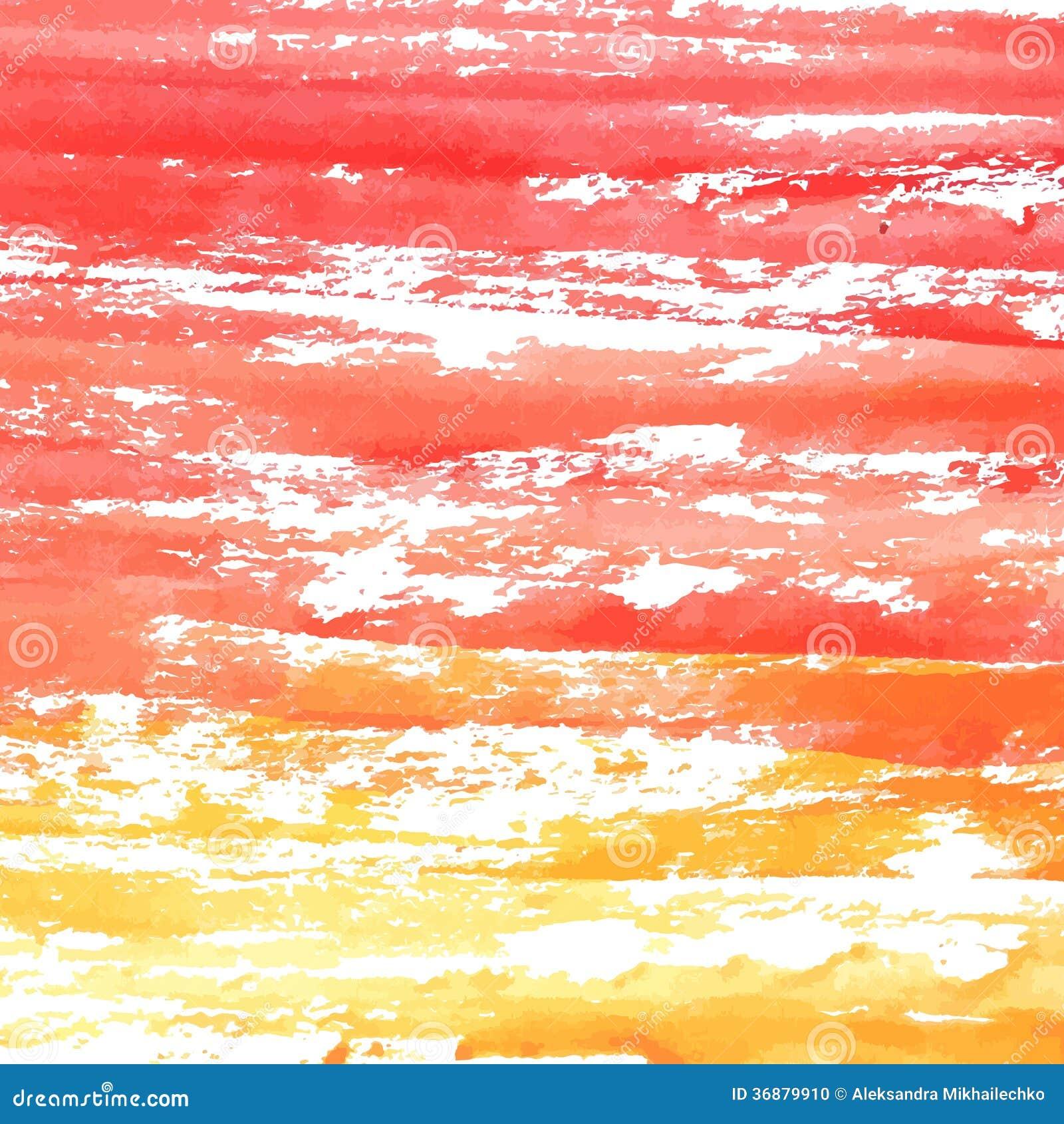 Download Fondo Astratto Di Vettore Dell'acquerello Illustrazione Vettoriale - Illustrazione di tiraggio, estratto: 36879910