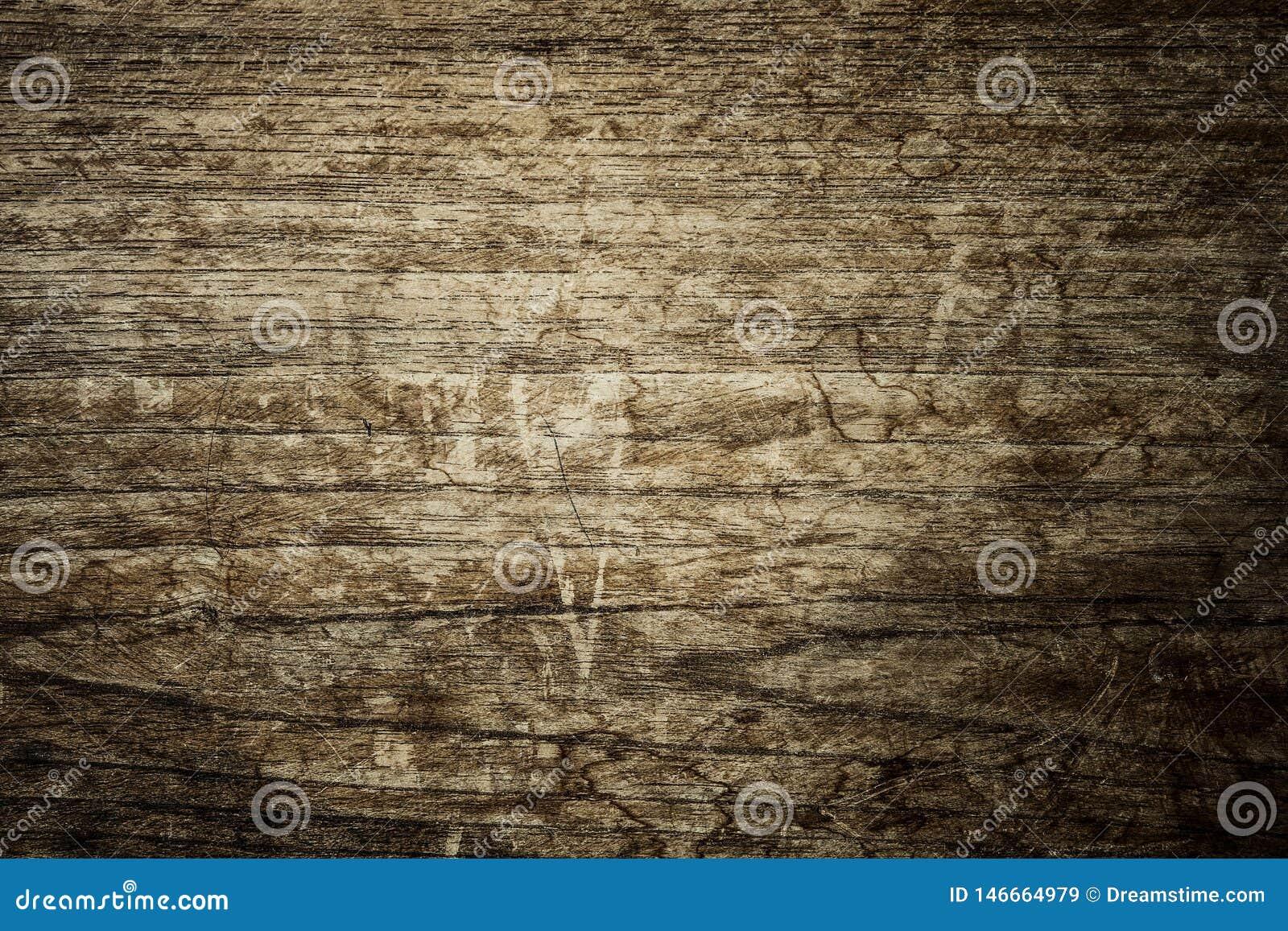 Fondo astratto, vecchi bordi, colore marrone