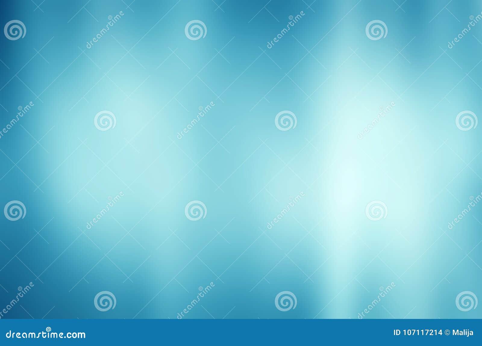 Fondo azul abstracto de la pendiente de la falta de definición