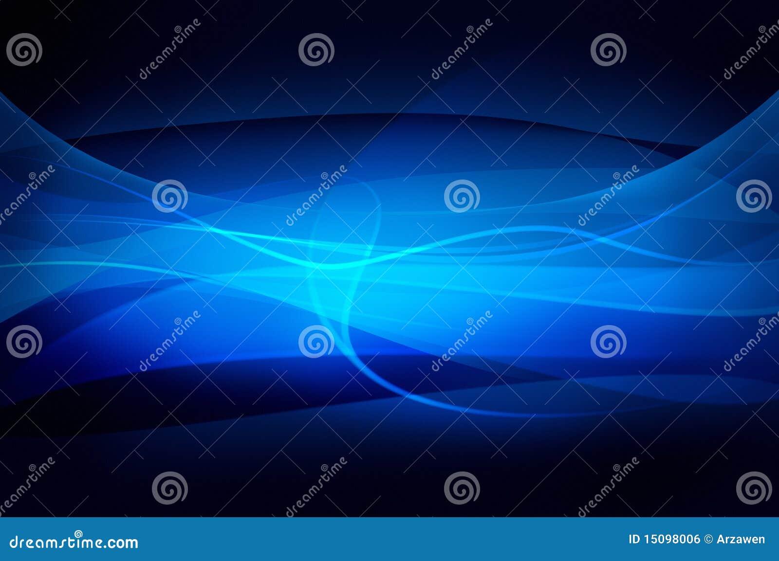Fondo azul abstracto, textura del velo