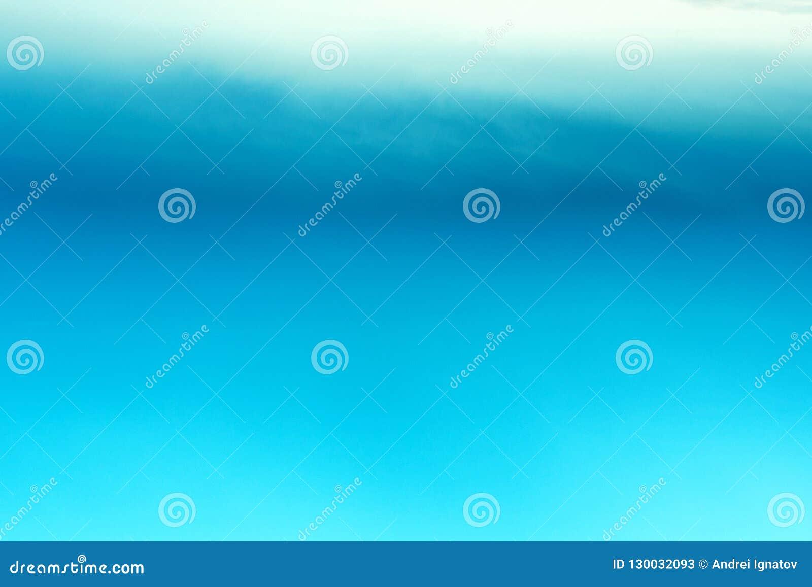 Fondo azul de las luces del vintage del brillo de Blured Extracto