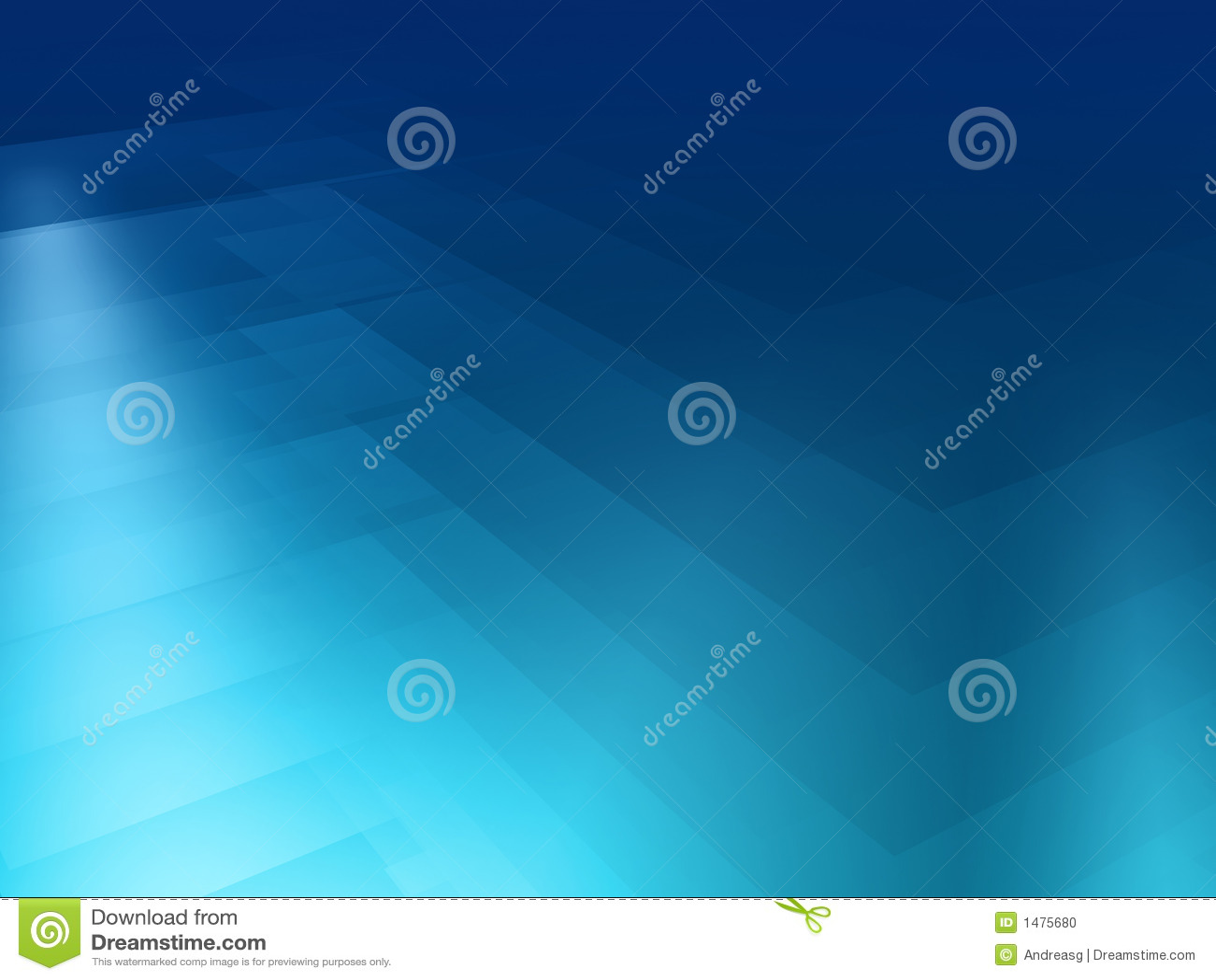 Fondo azul del espectro