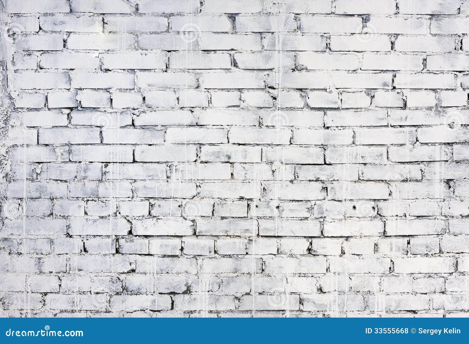 Fondo blanco de la pared de ladrillo fotos de archivo - Pared ladrillo blanco ...