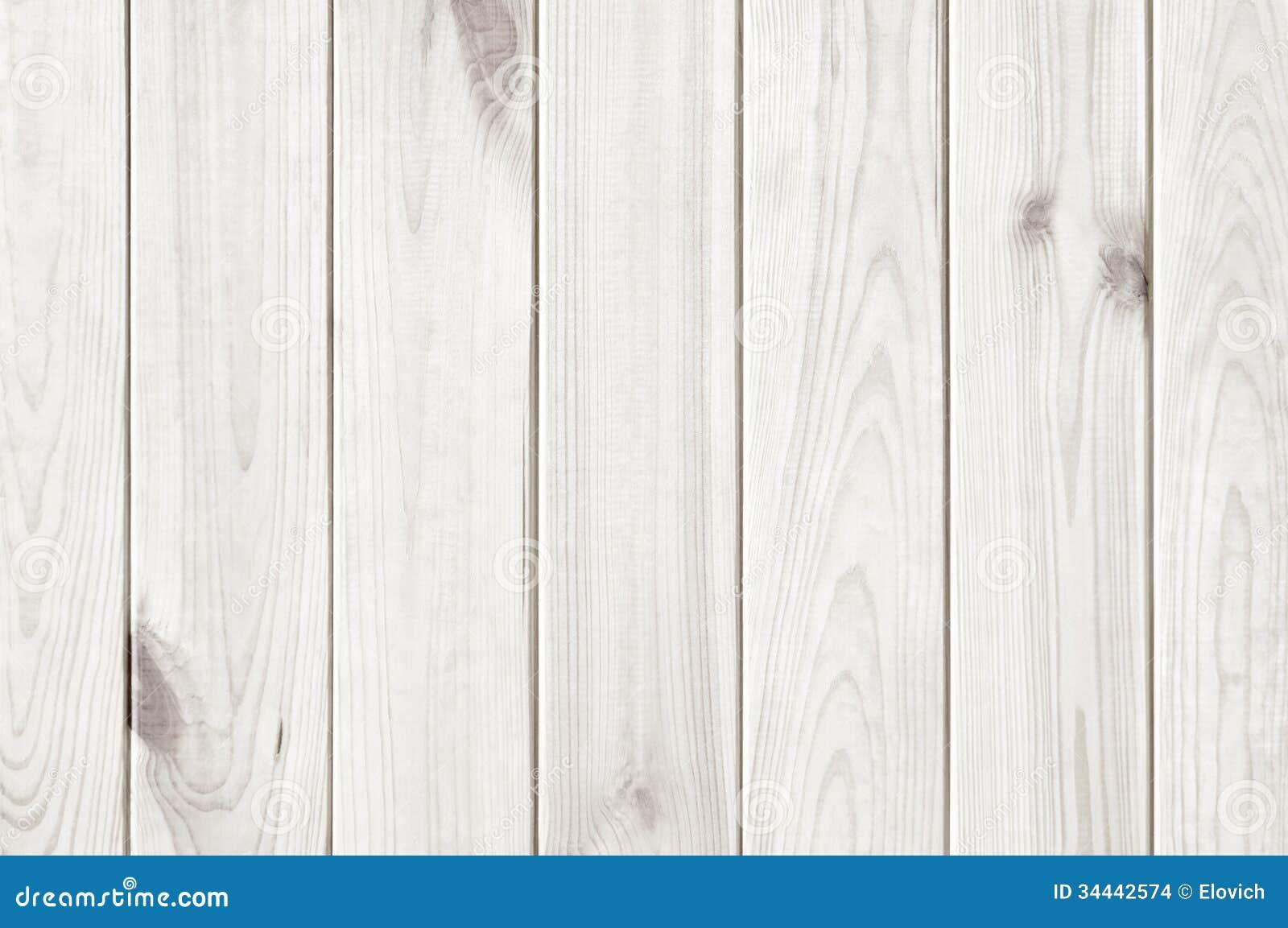 Fondo blanco de la textura del tabl n de madera foto de - Madera blanca envejecida ...