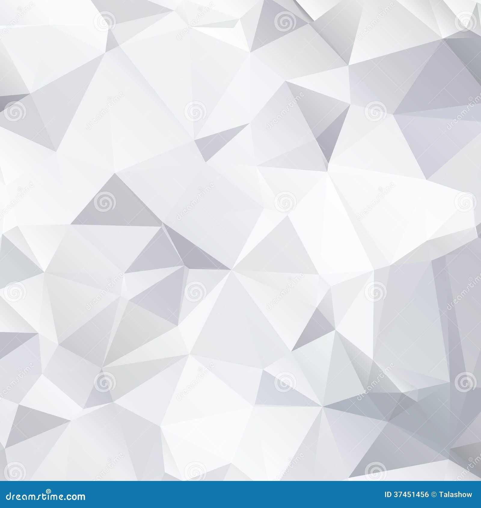 Белый квадратный фон