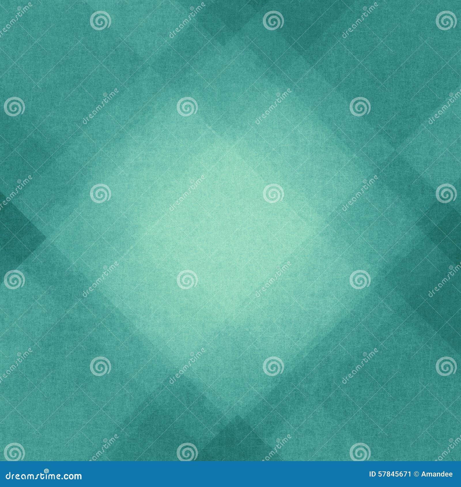 Fondo blu astratto con gli angoli ed il modello del triangolo