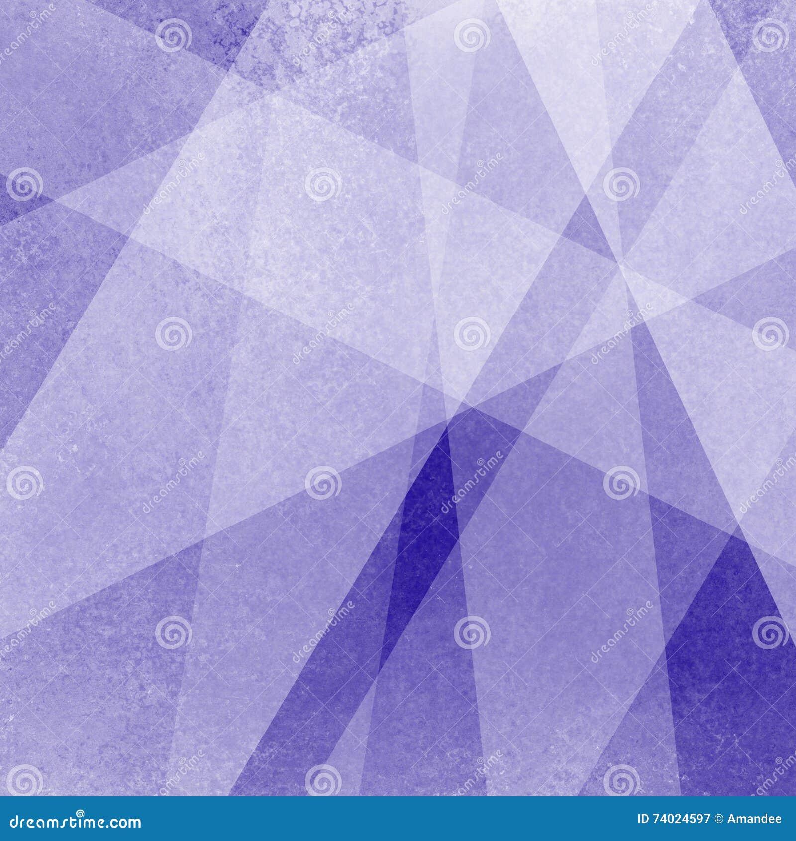 Fondo blu astratto con i rettangoli stratificati geometrici