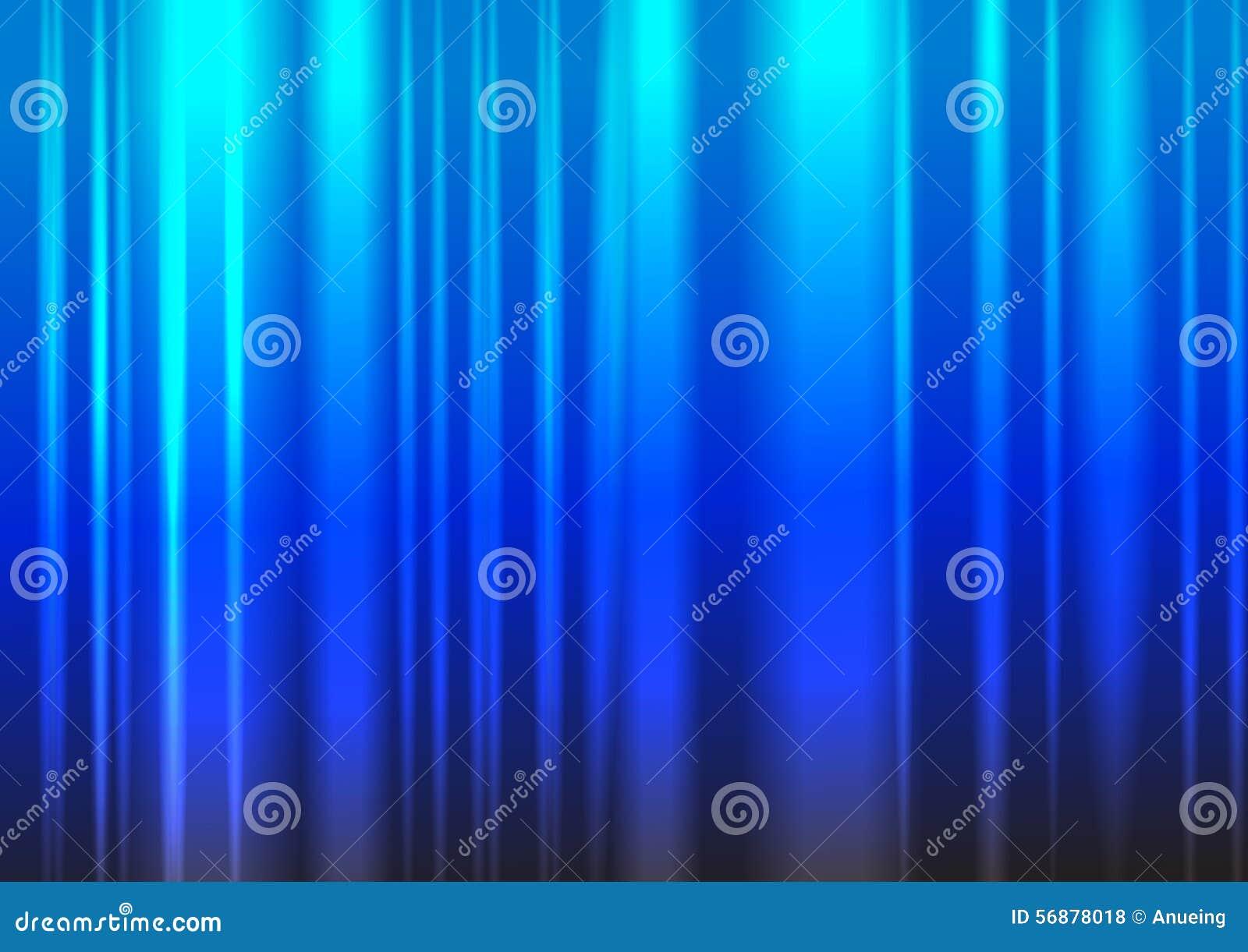 Fondo blu-chiaro astratto della banda