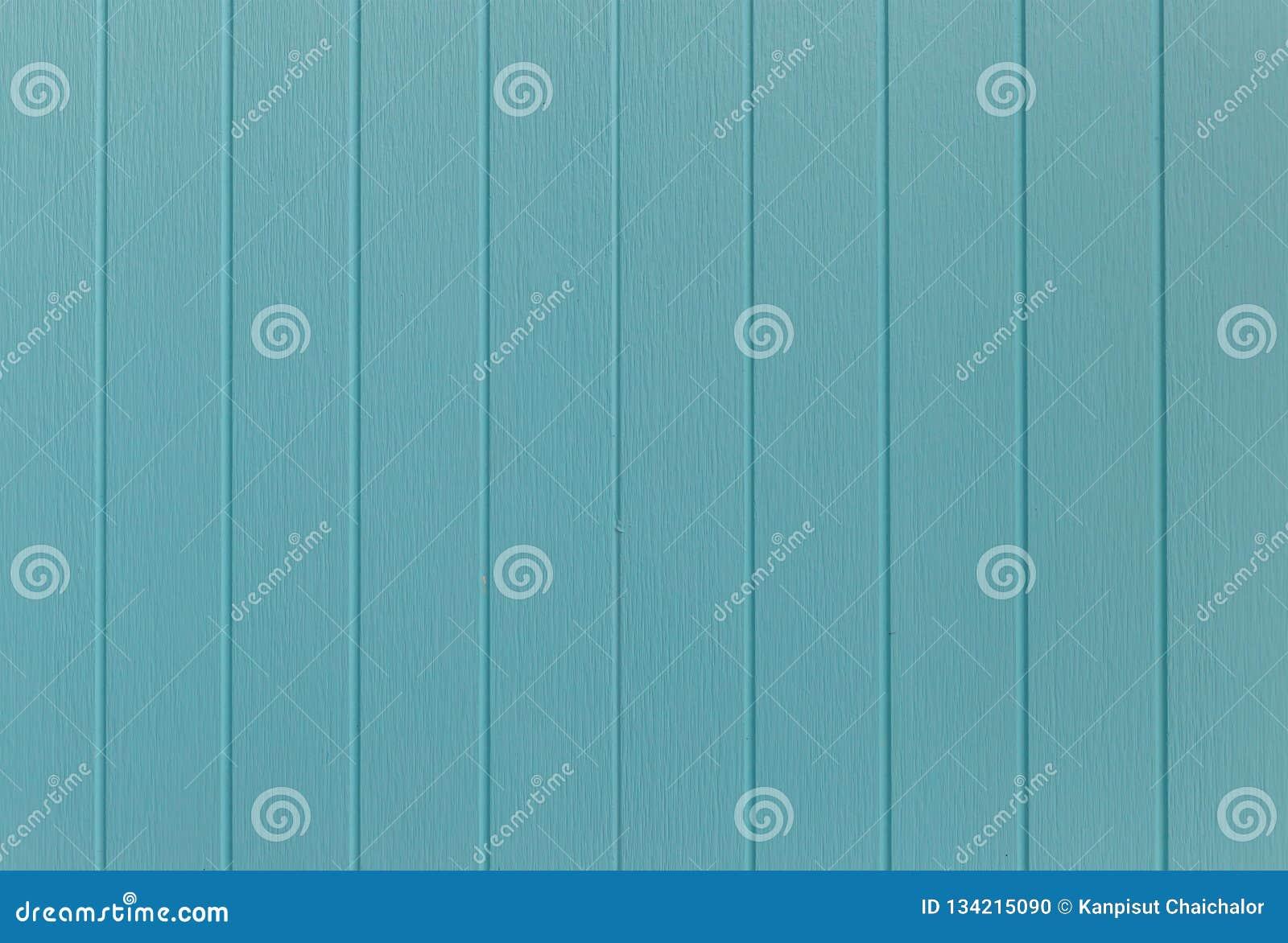 Fondo blu di legno uso del legno sintetico blu di struttura della parete per fondo Bordo di legno variopinto dipinto in blu