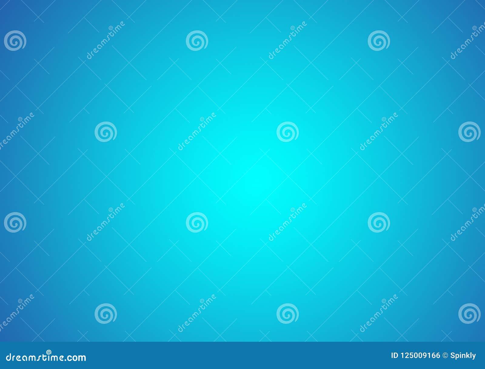 Fondo blu normale con la pendenza