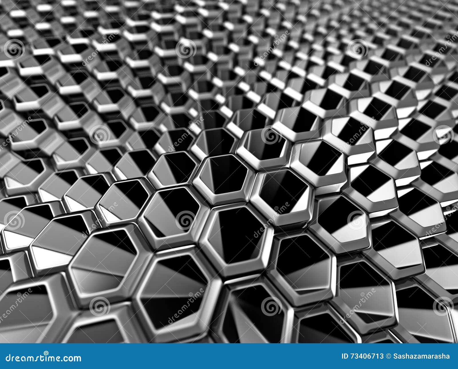 Fondo Azul Metálico Abstracto De Diseño Moderno De La: Fondo Brillante Metálico De Plata Abstracto De Alluminium
