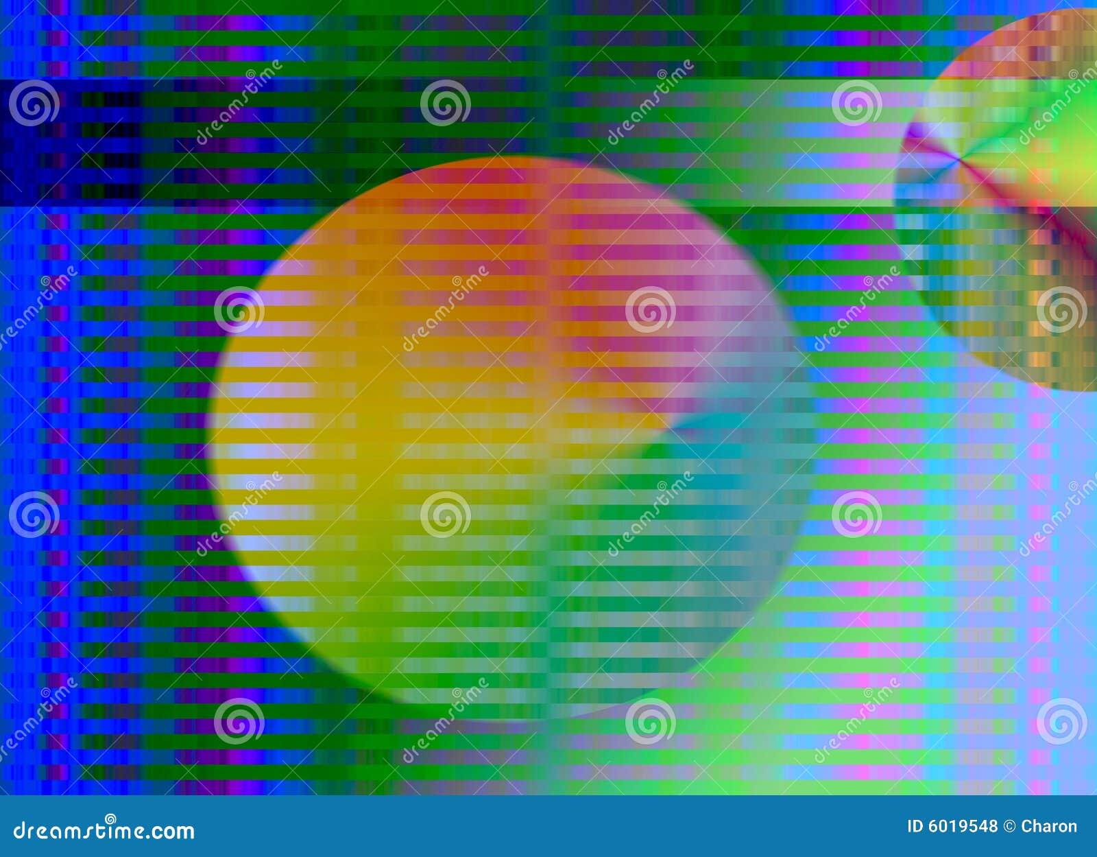 Fondo colorido abstracto del modelo