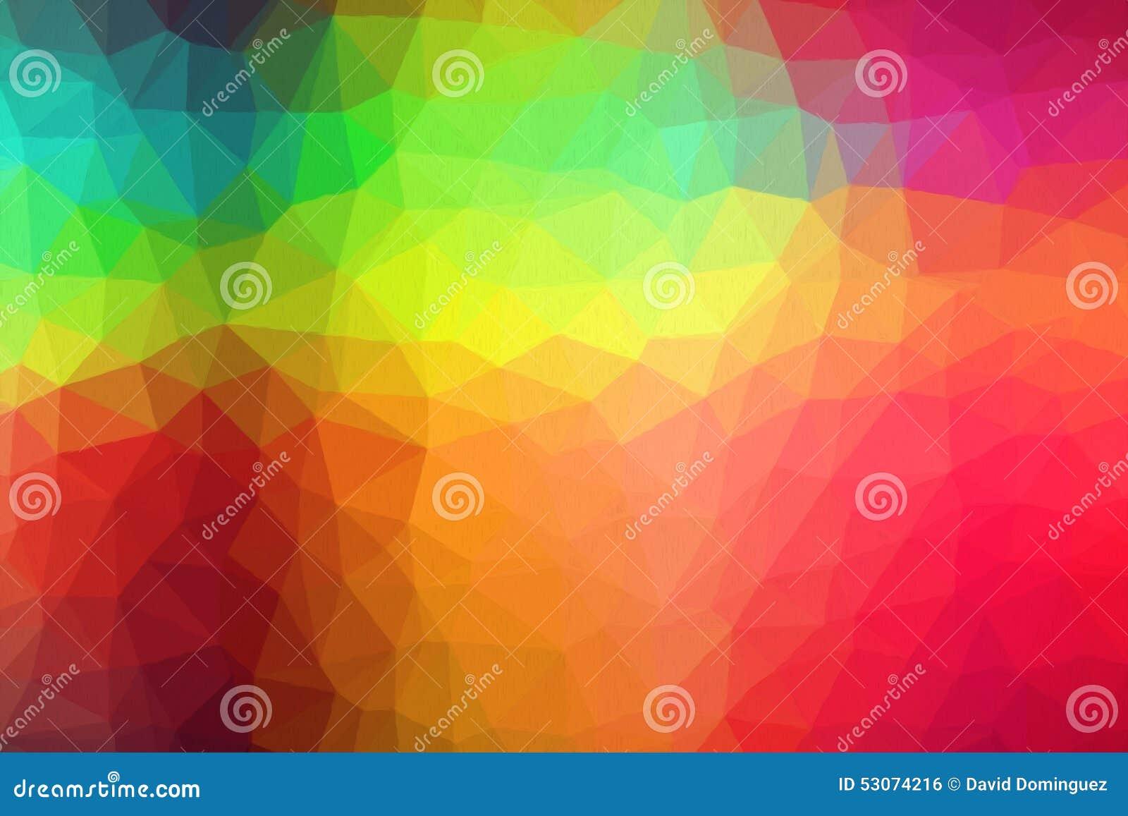 Fondo colorido de la textura