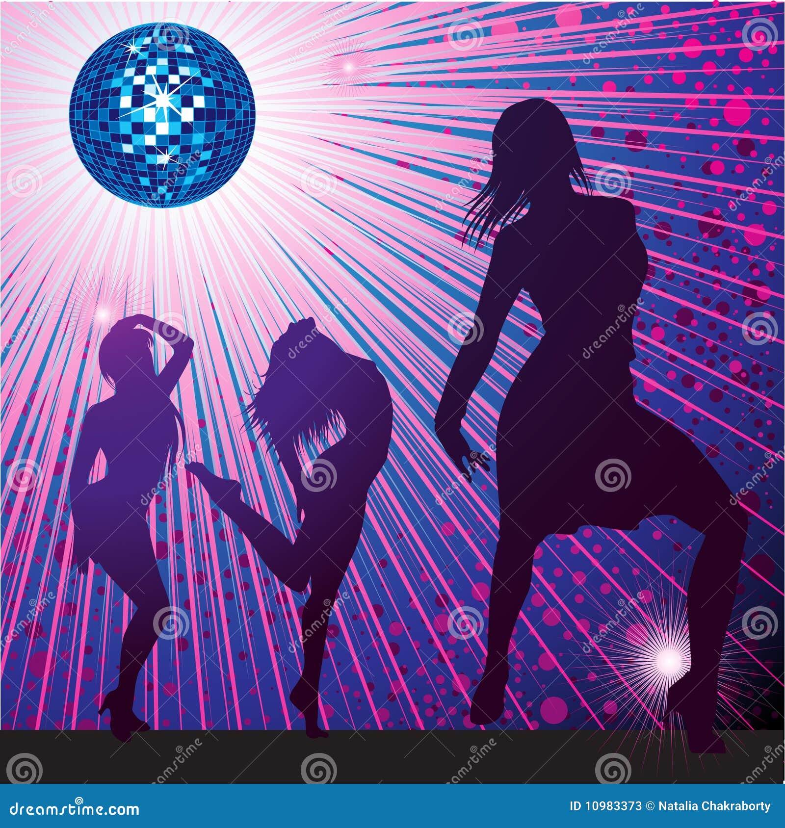 Club nocturno escoltas baile