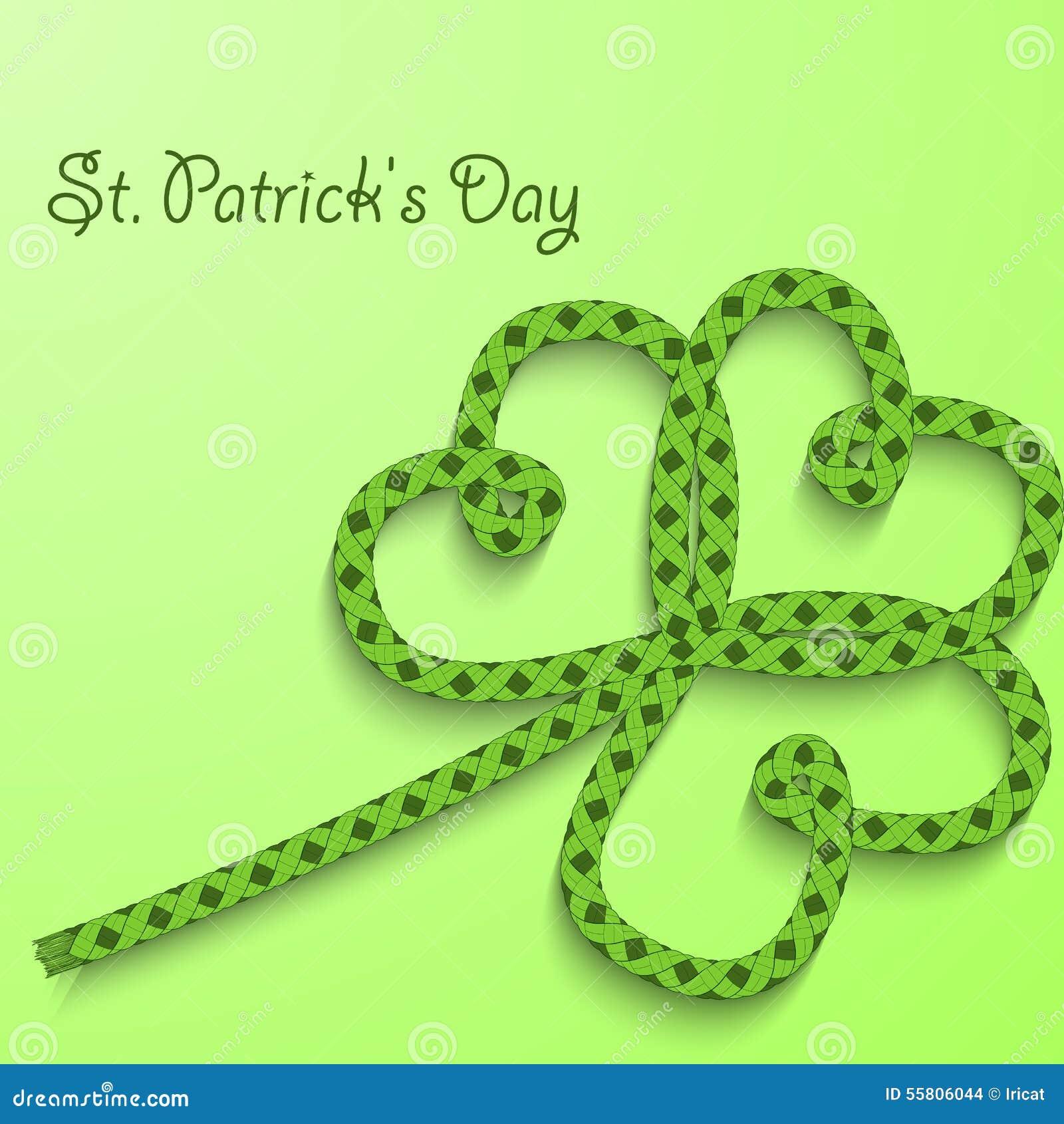 Encantador St Patricks Día 4 Uñas Imágenes - Ideas Para Pintar Uñas ...