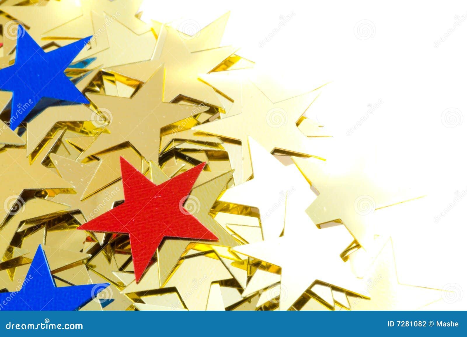 Fondo con las estrellas