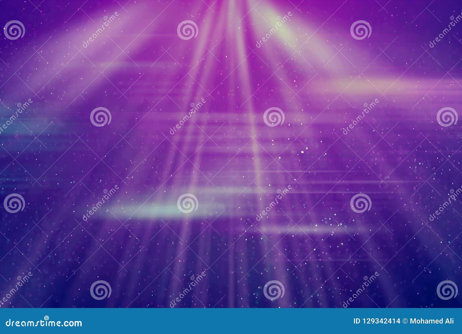 Fondo d annata astratto dei raggi luminosi