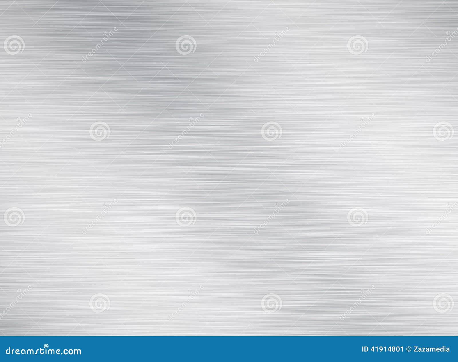 Fondo de aluminio