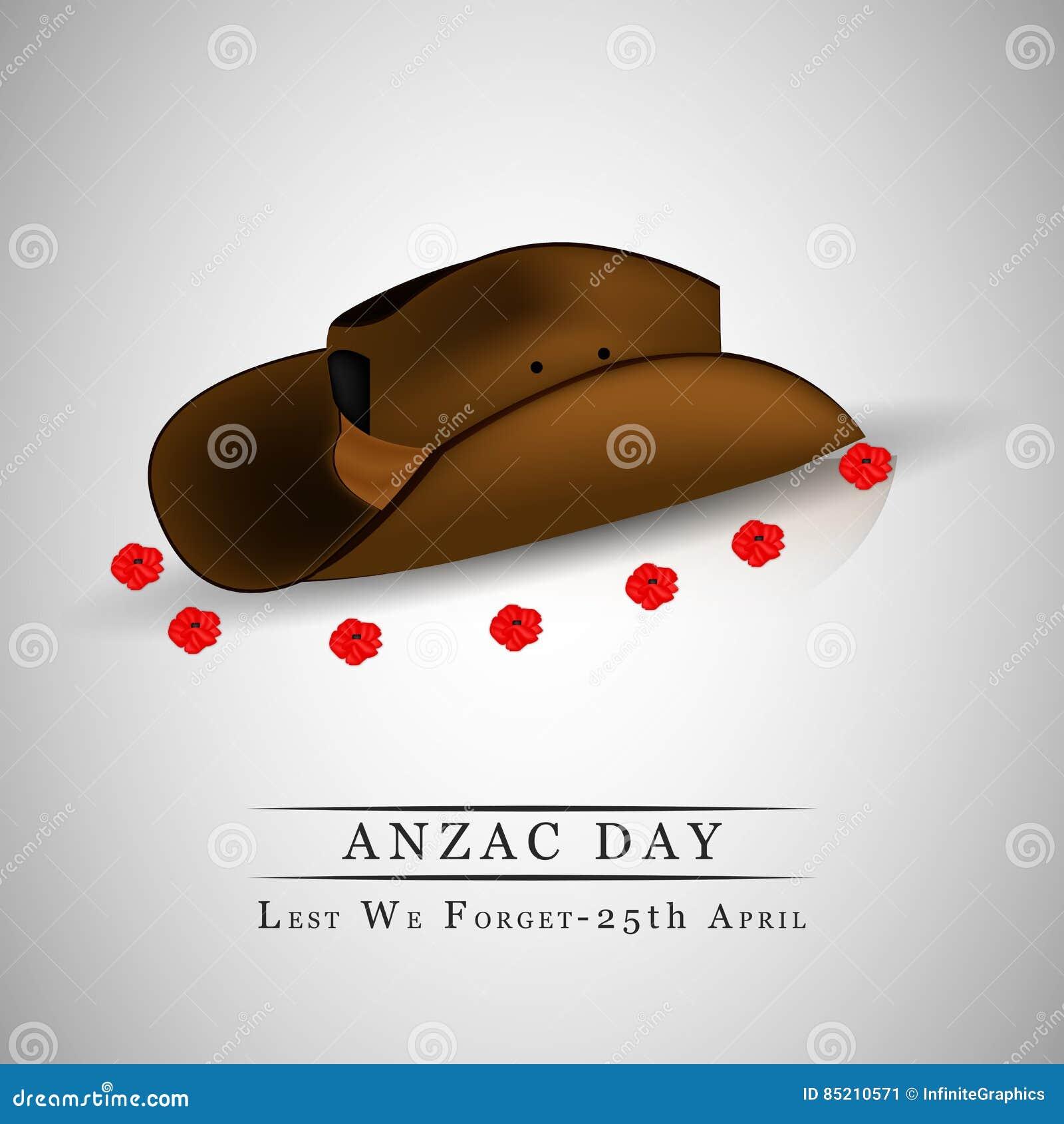 Ejemplo de los elementos para Anzac Day. Los Diseñadores También han  Selecionado Estas Ilustraciones de Stock 0fe49e36d2c
