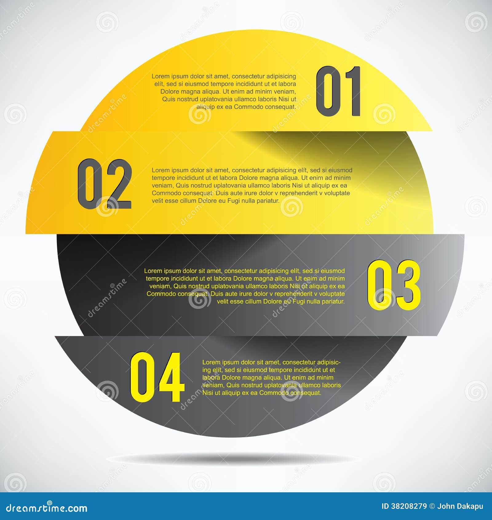 Fondo de Infographic