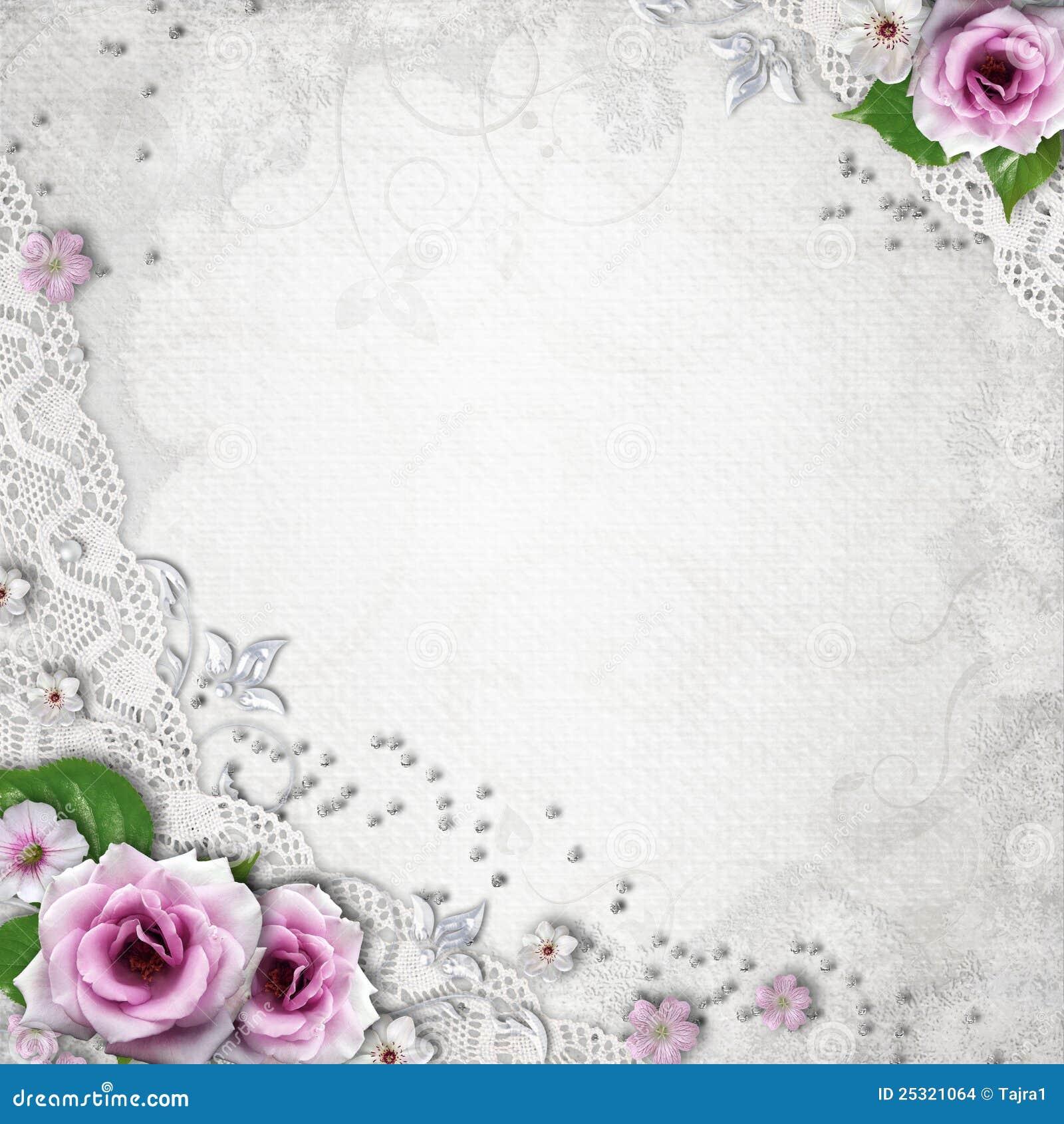 Fondo de la boda de la elegancia stock de ilustraci n - Marcos de plata para bodas ...