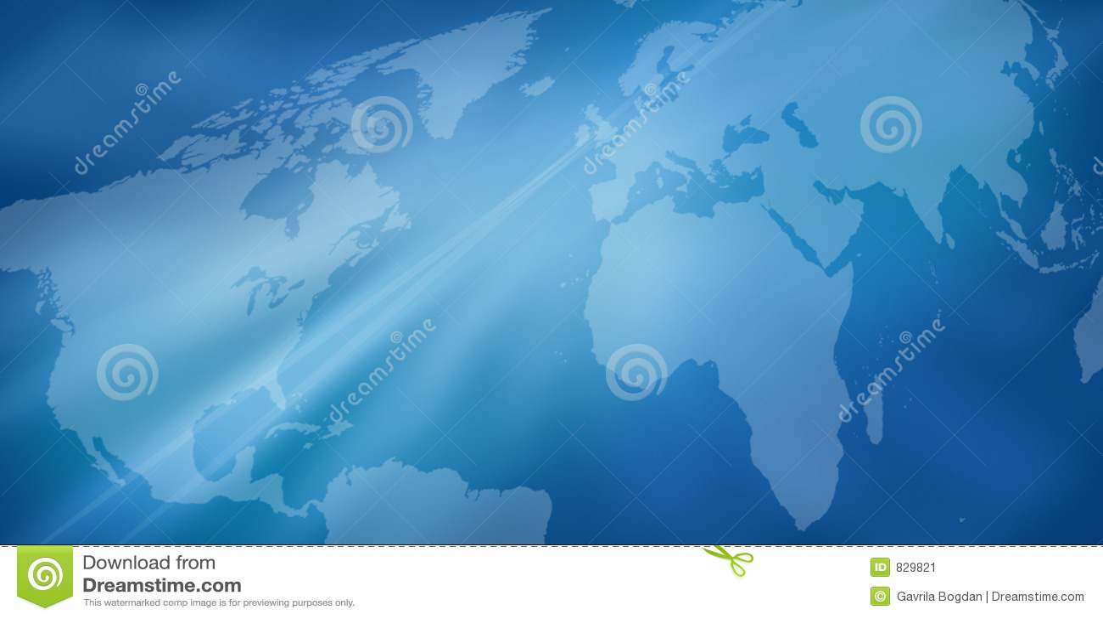 Fondo de la correspondencia de mundo