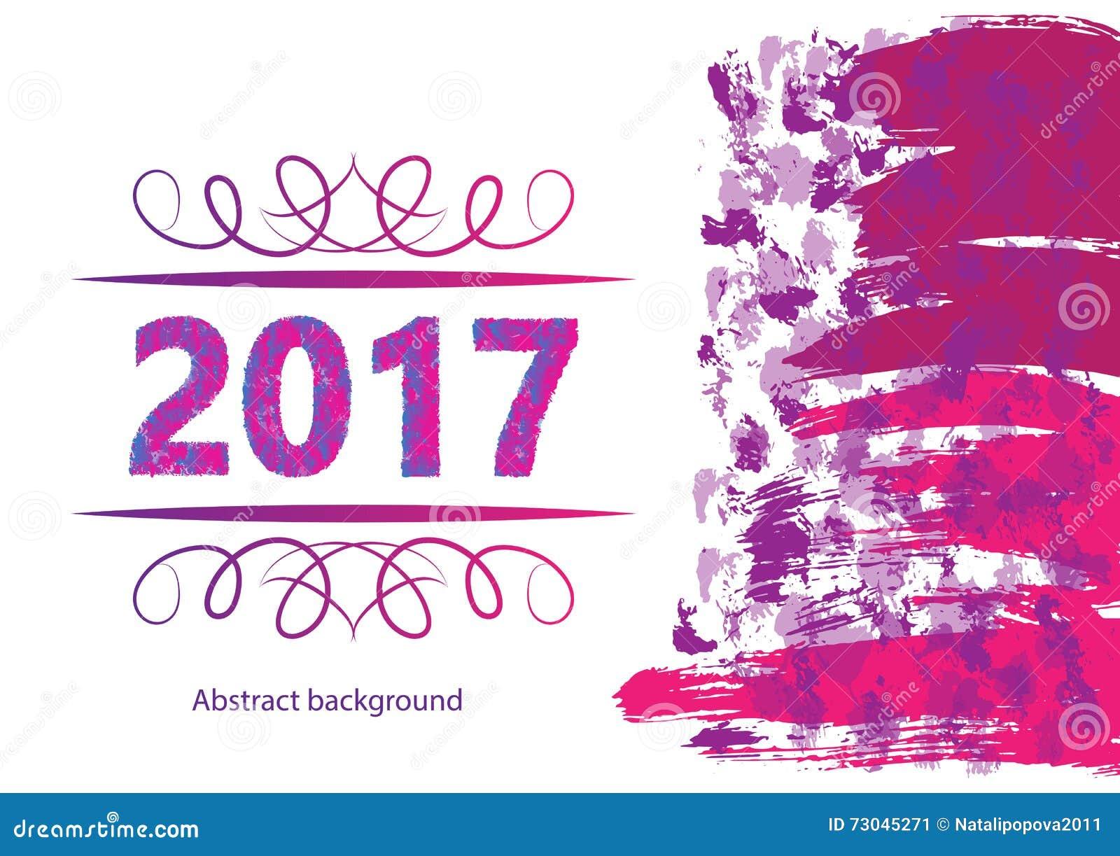 Fondo De La Feliz Año Nuevo 2017 Para Sus Aviadores Y