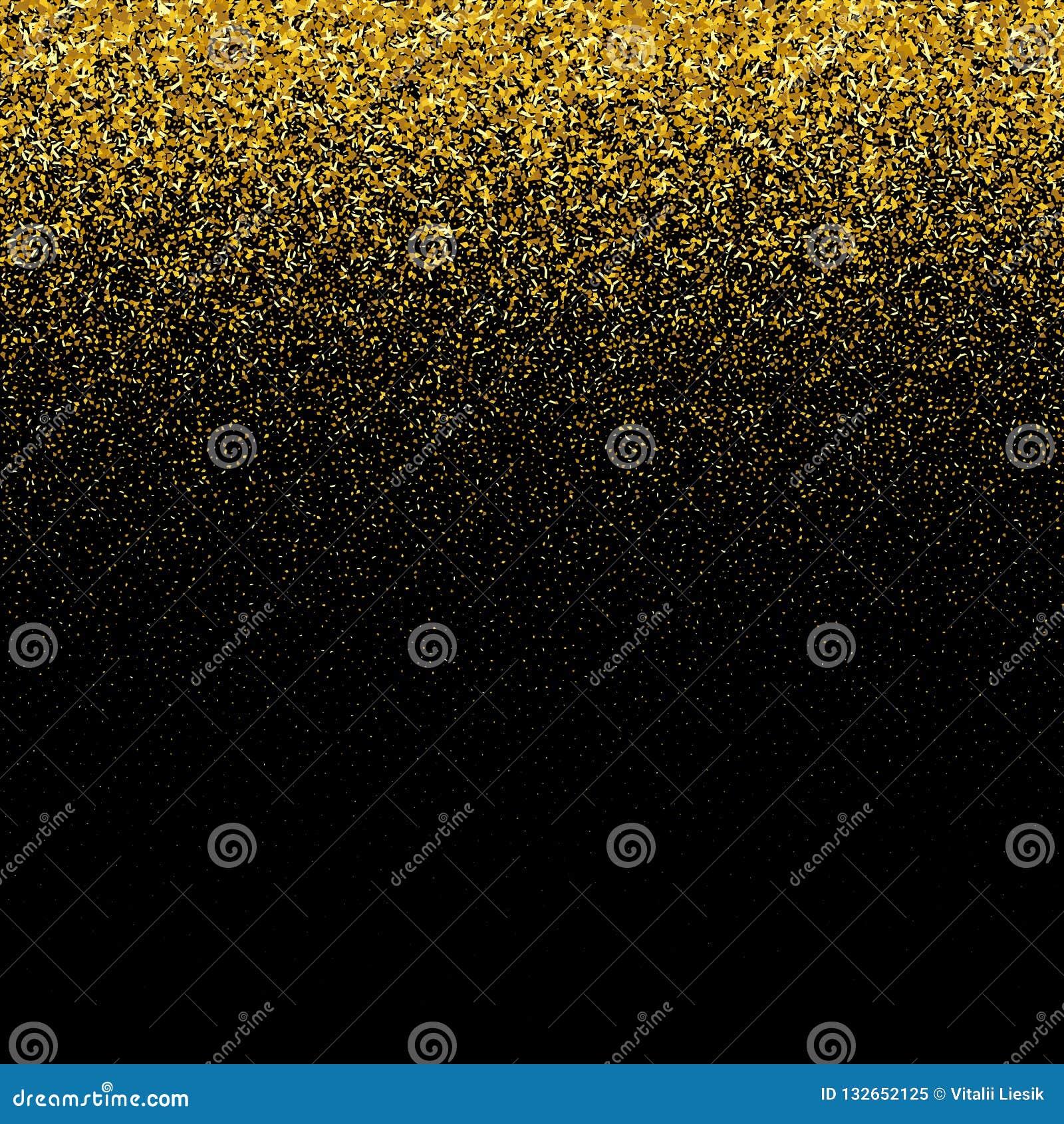 Fondo de la llamarada Luz de oro Bokeh de la Navidad Ornamento para la cubierta, enhorabuena, prospectos, invitación, saludo