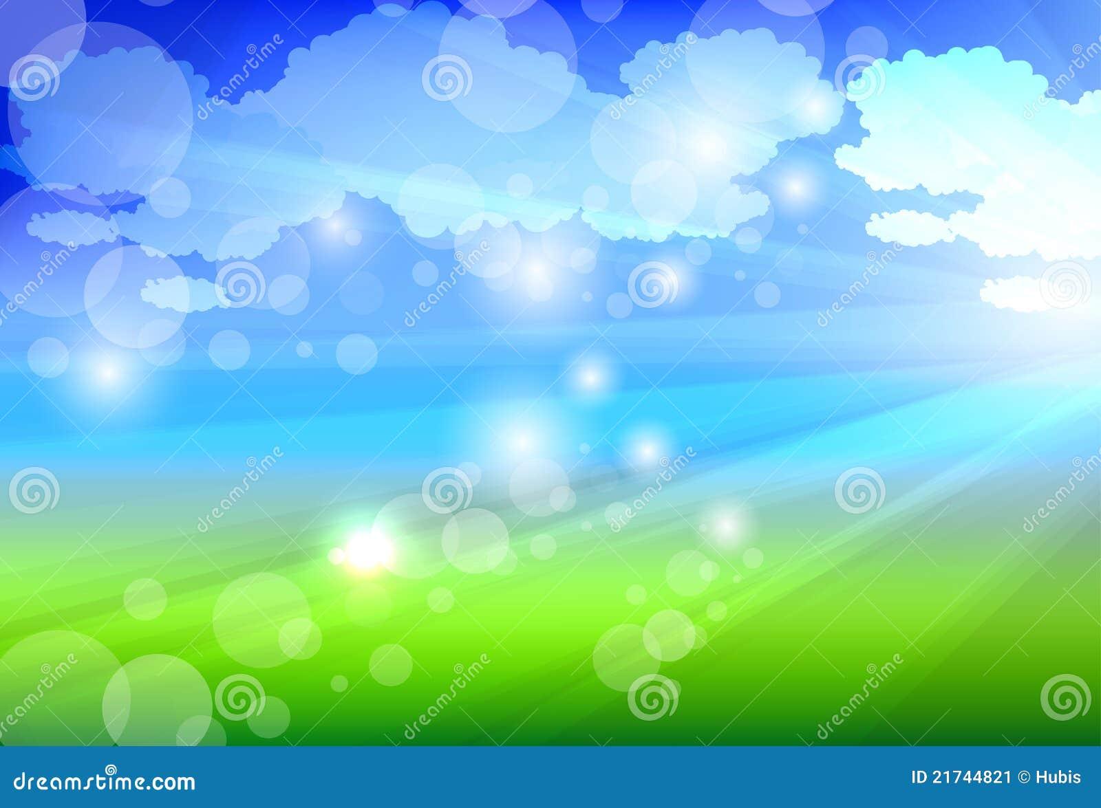 Fondo de la luz del sol imagen de archivo imagen 21744821 for Fondo del sol