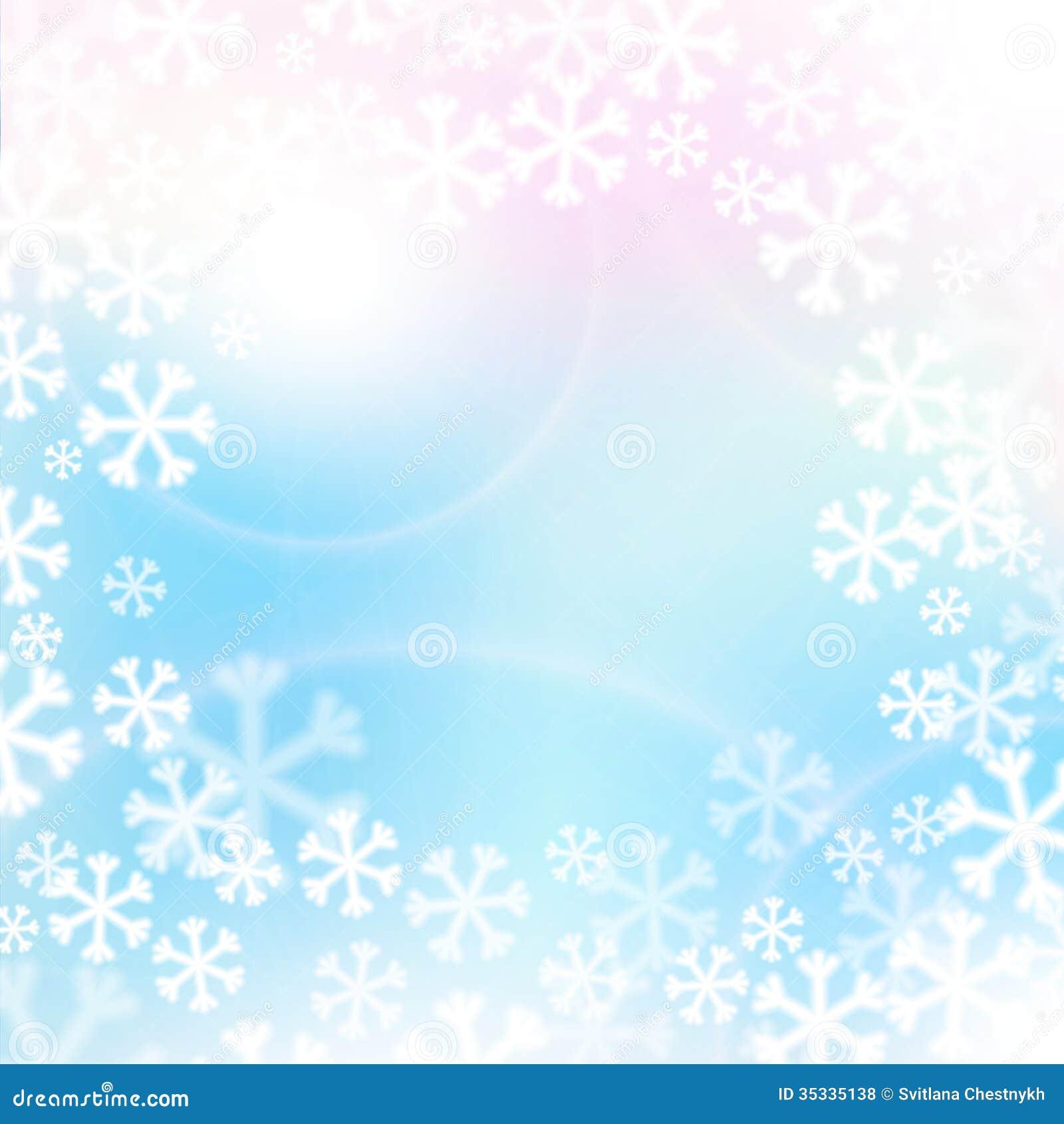 Vistoso Navidad Para Colorear Páginas Copos De Nieve Bandera ...