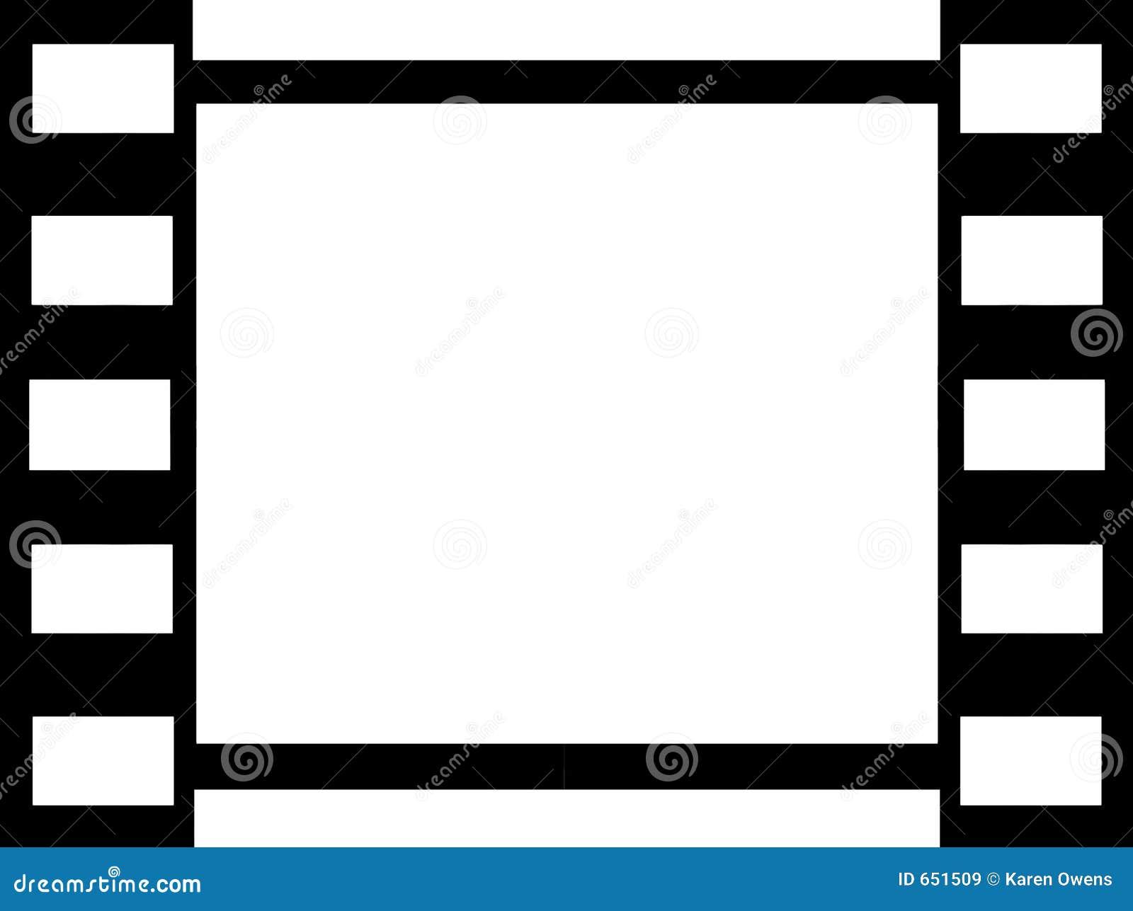 Fondo de la película stock de ilustración. Ilustración de arte - 651509