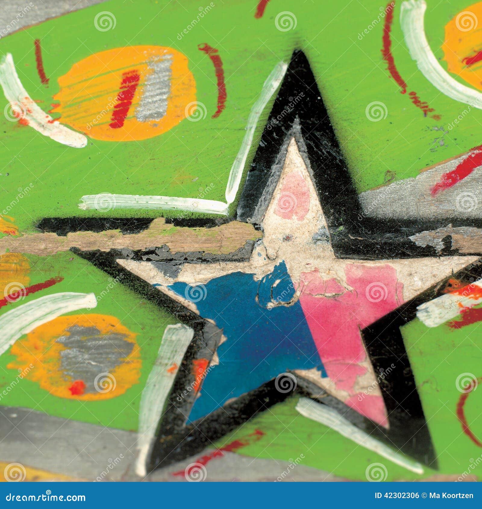Fondo de la pintura de la textura