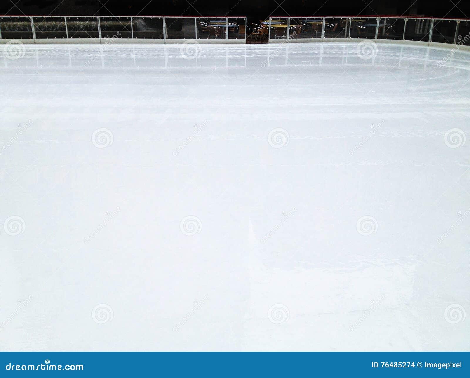 Fondo de la pista de hielo foto de archivo. Imagen de reflexión ...