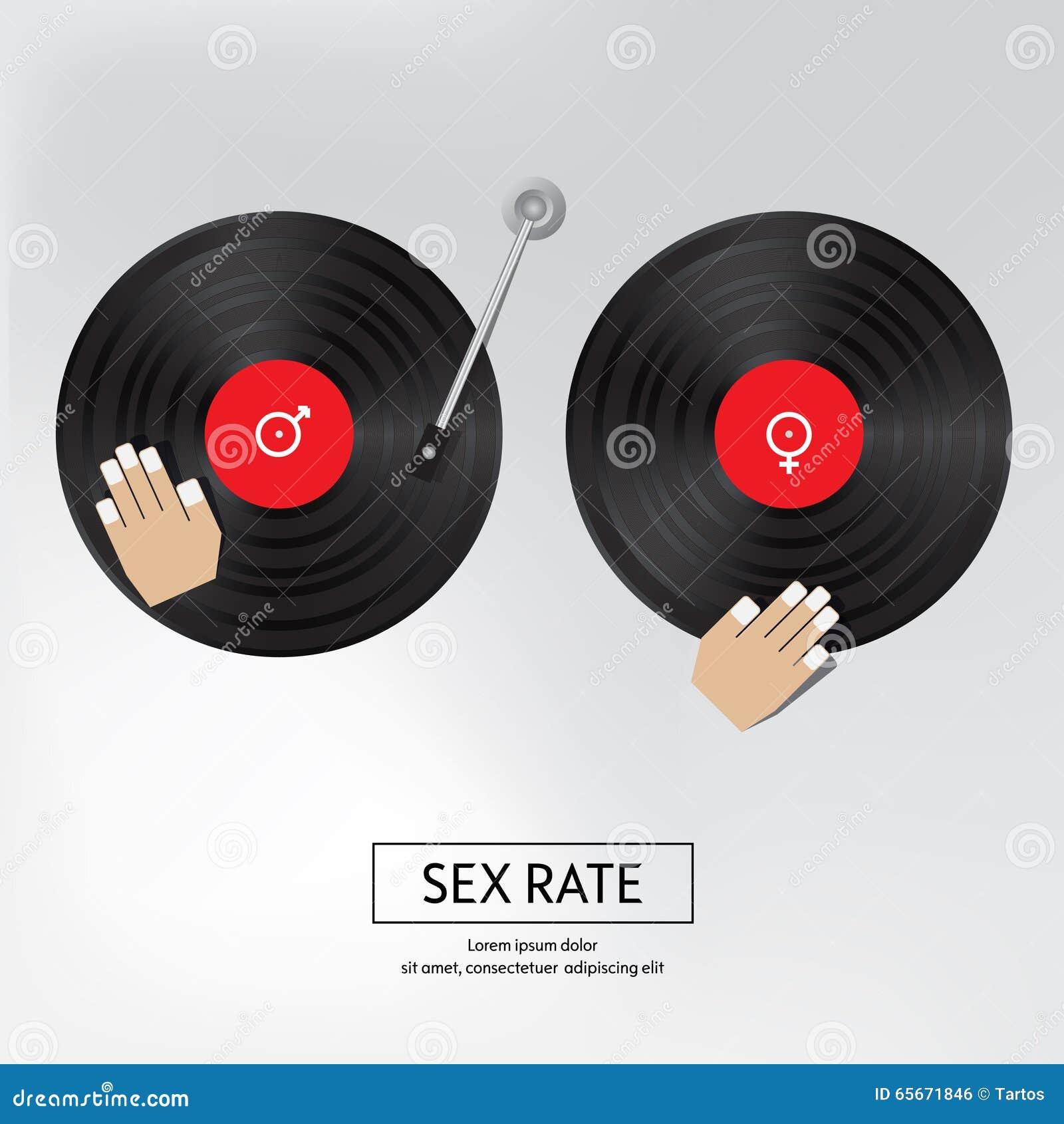 Fondo de la tarifa del sexo sexo por música