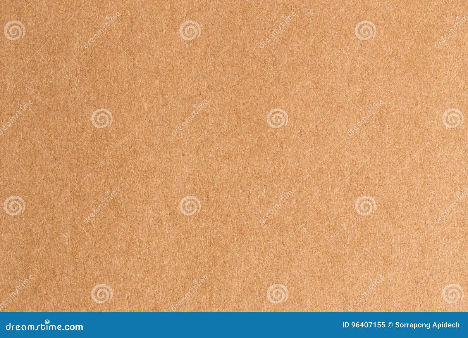 Fondo de la textura del extracto de la cartulina de Brown