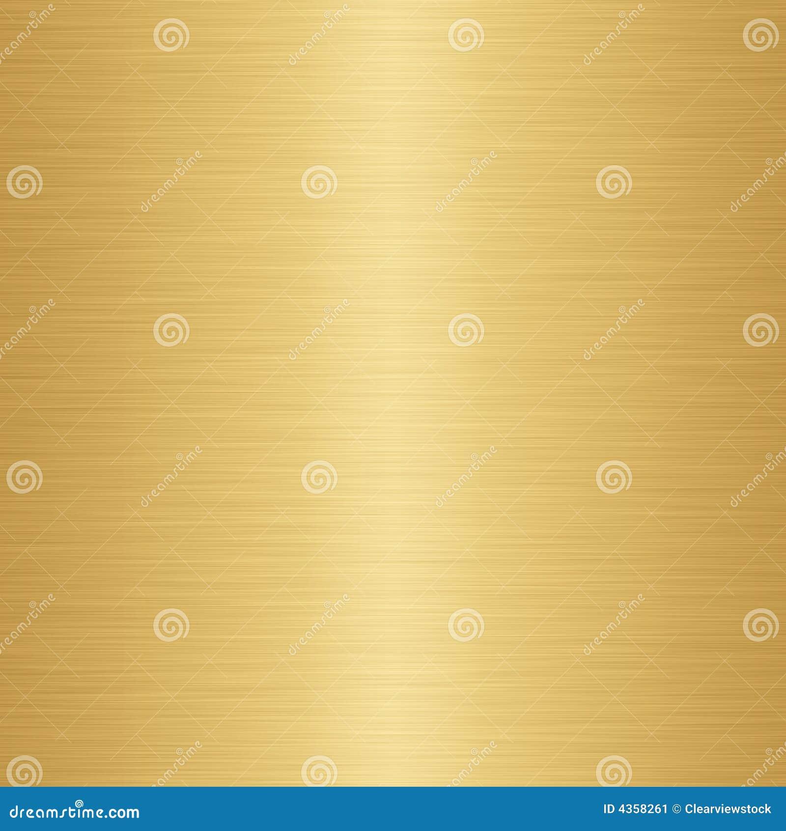 Fondo de la textura del metal del oro