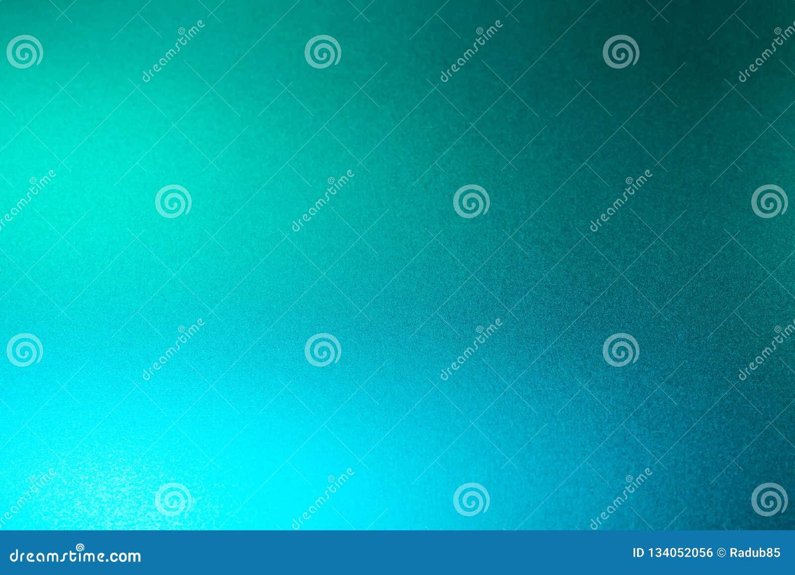 Fondo de la textura del metal de la turquesa