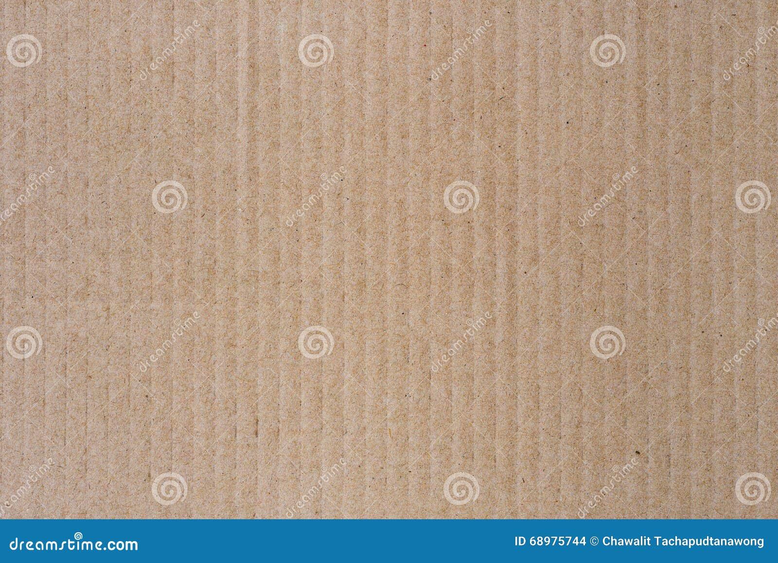 Fondo de la textura del papel de Kraft
