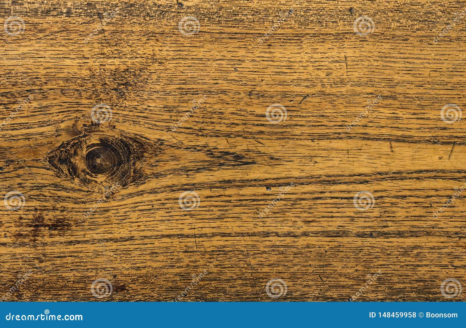 Fondo de la textura del teakwood de Brown
