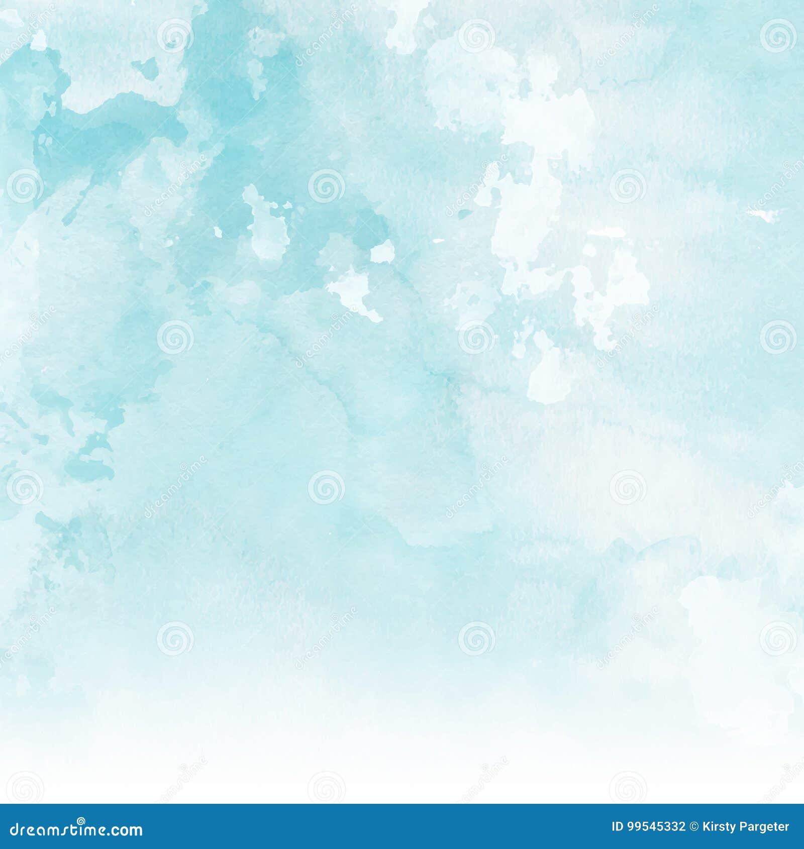 Fondo de la textura del Watercolour