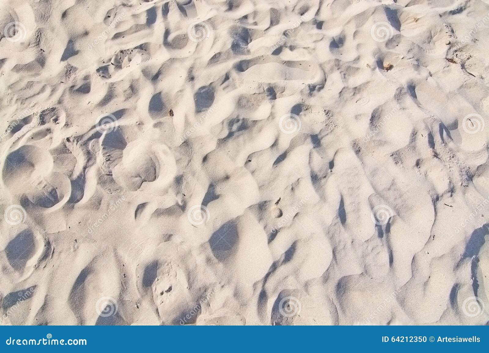 Fondo de las dunas de arena