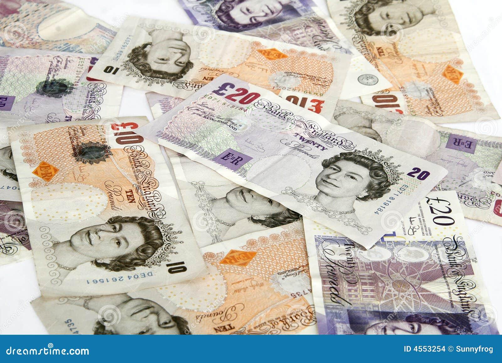 Fondo de libras