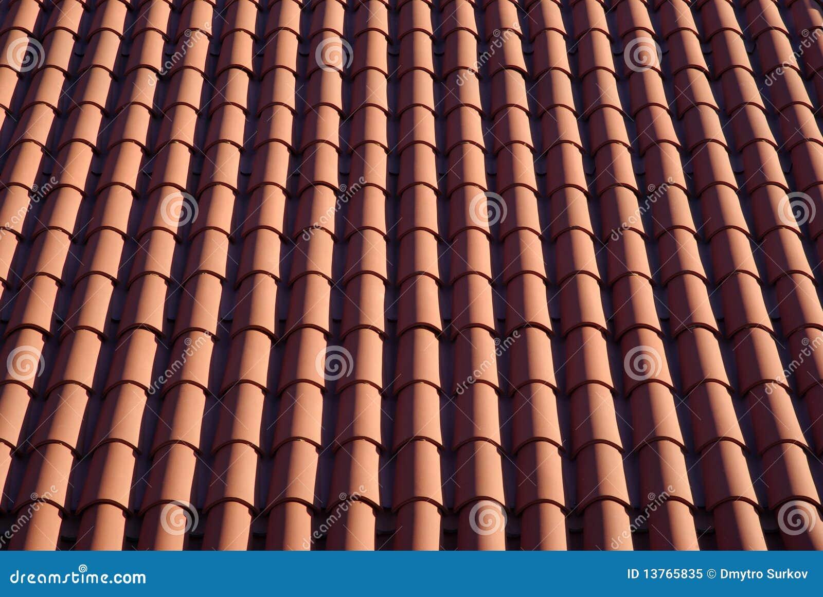 fondo de los azulejos de material para techos foto de archivo libre de regalas