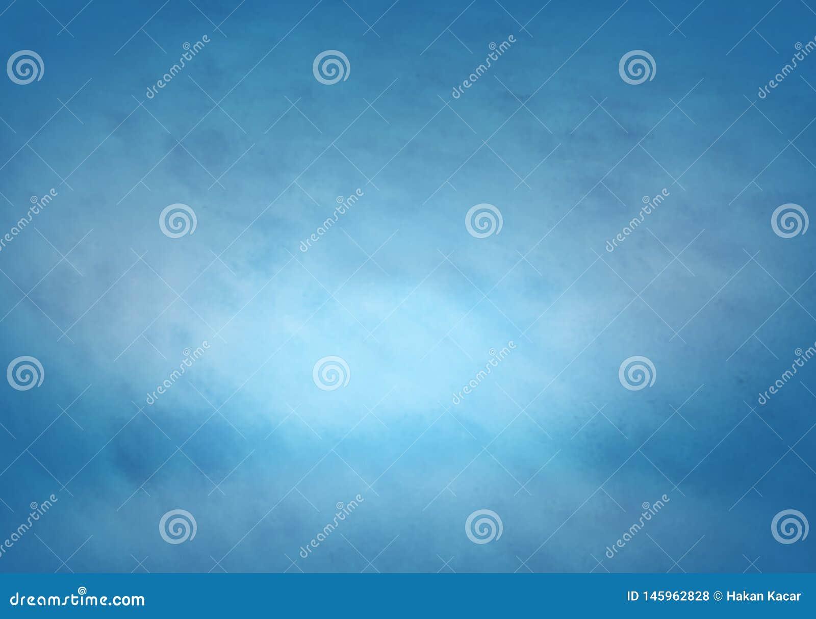 Fondo de los azules claros, hielo de la textura