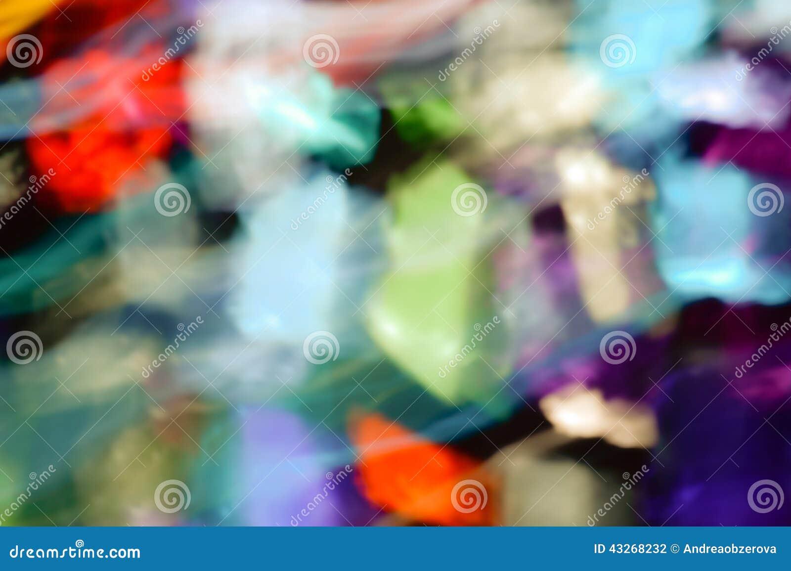 Fondo de los efectos luminosos, backgroun ligero abstracto