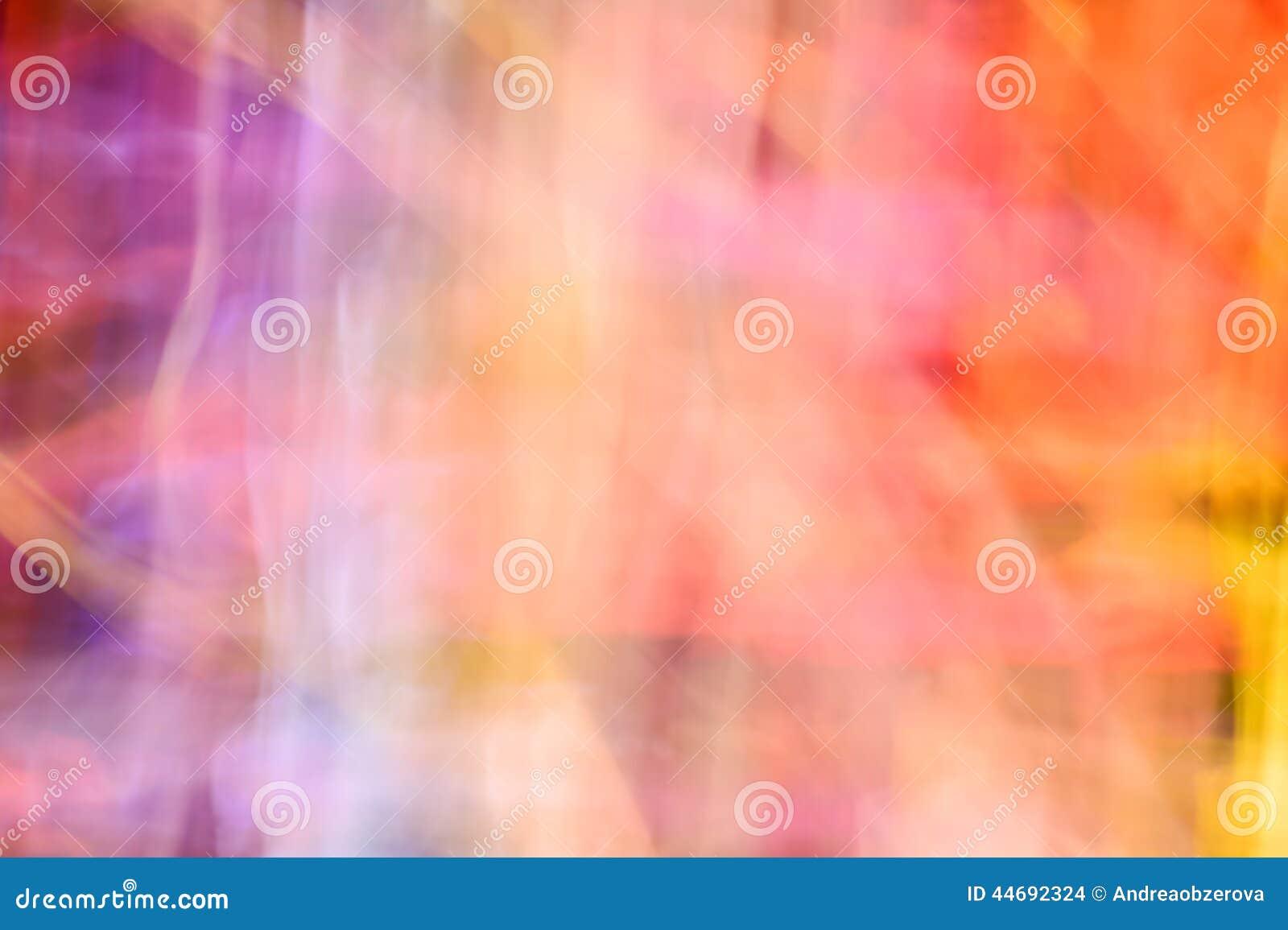 Fondo de los efectos luminosos, fondo ligero abstracto, escape ligero
