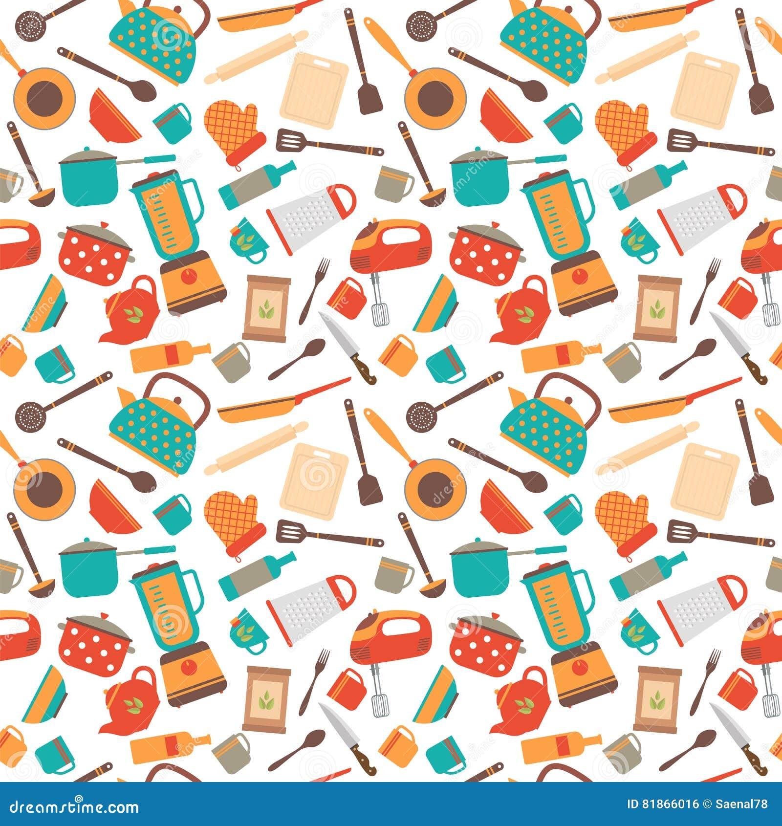 Fondo de los utensilios de cocinar modelo incons til lindo for Utensilios de cocina fondo